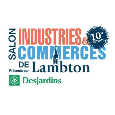 Salon Industries & Commerces de Lambton identité visuelle