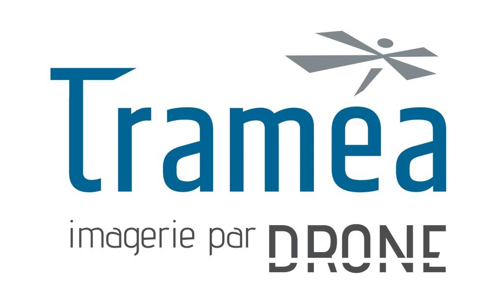 Traméa - Imagerie par Drone identité visuelle