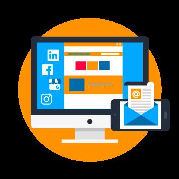 Déploiement de votre image de marque à travers l'ensemble de vos outils de communication