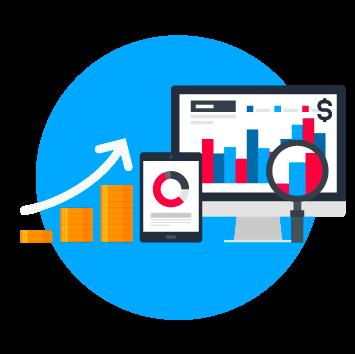 Configurations d'indicateurs de performance, d'interface de suivis et programmation de rapports