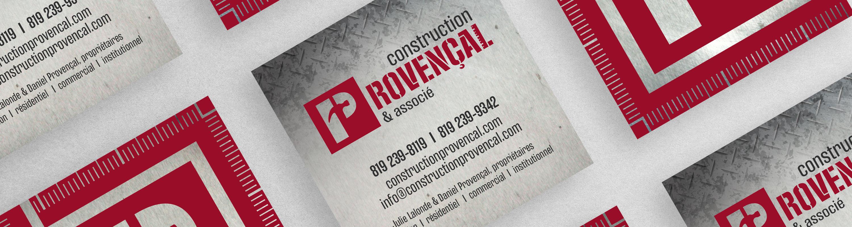 Construction Provençal conception graphique