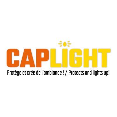 Caplight par BM-Tek identité visuelle