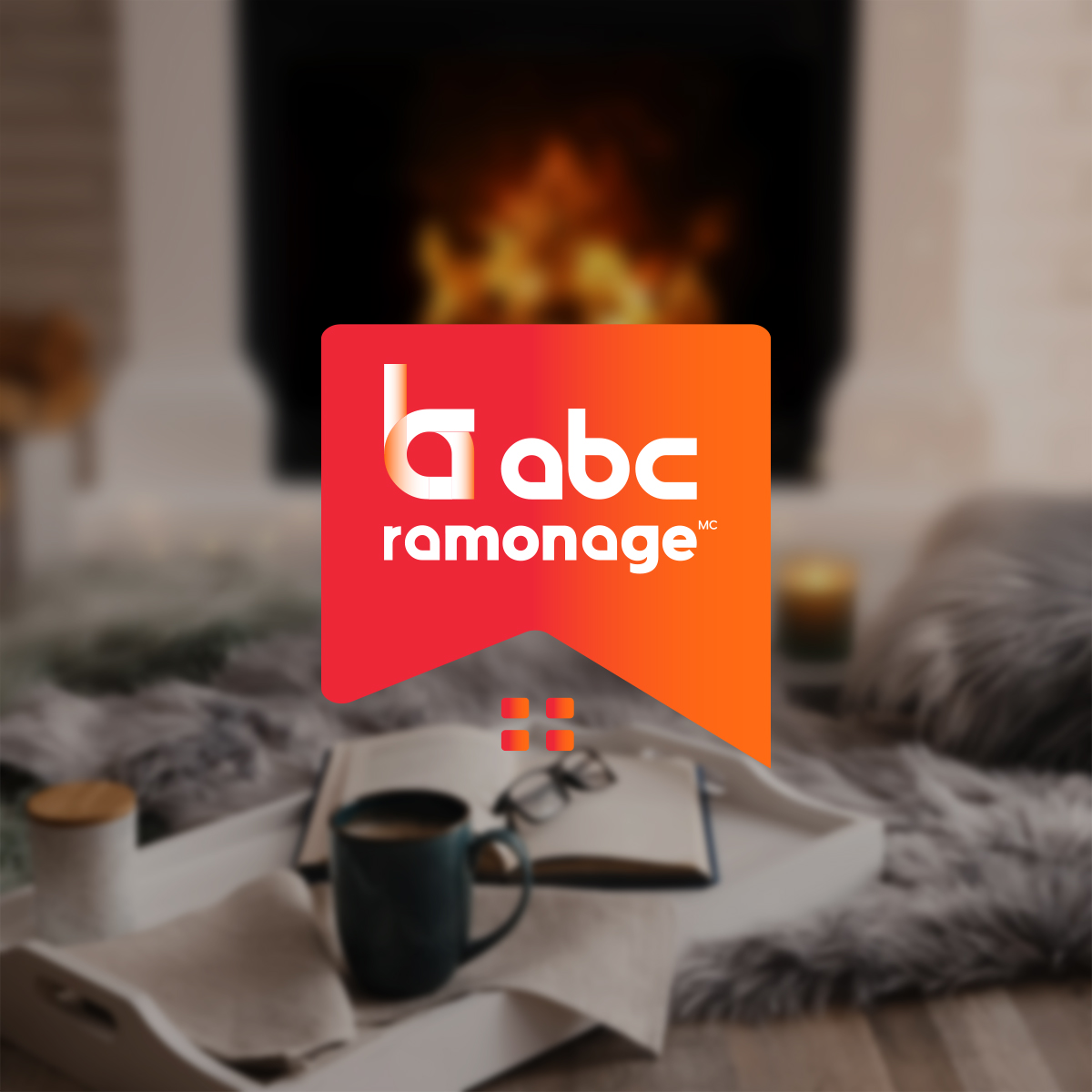 Nouvelle identité visuelle pour ABC Ramonage