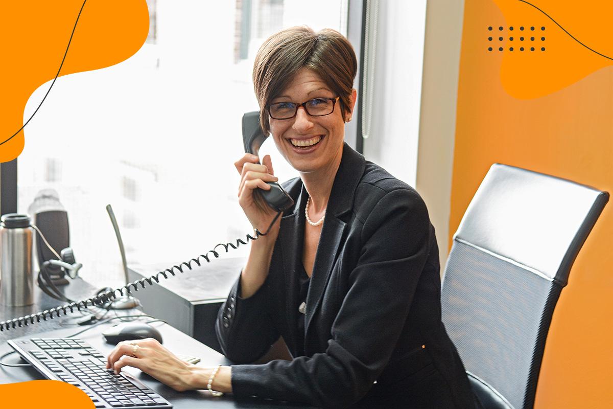 Saviez-vous que Catherine célèbre 7 année de loyaux services chez Q14?